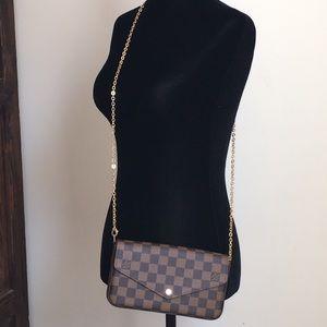Louis Vuitton crossbody Felicie NWT 💯 authentic